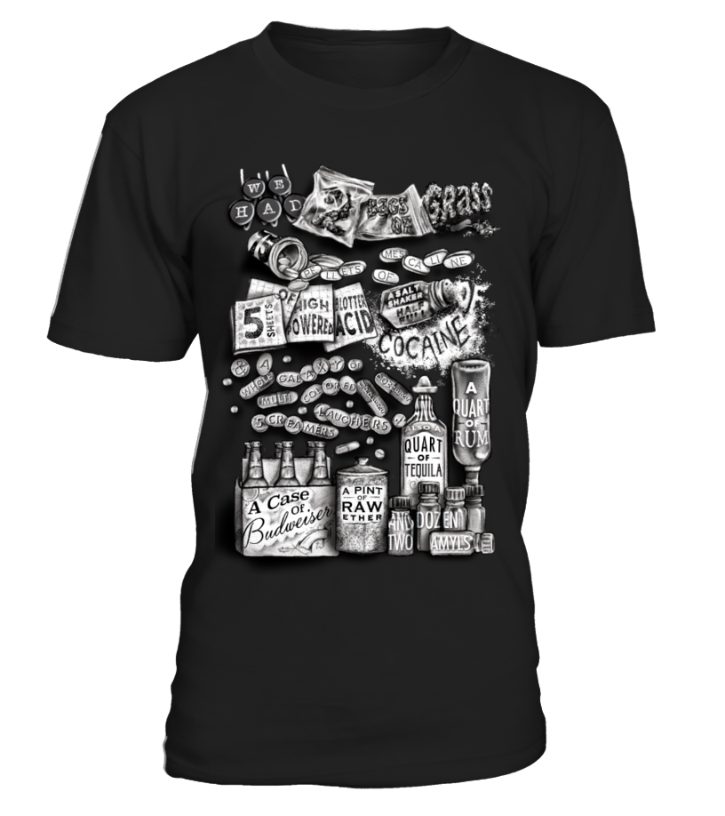 GONZO COLLECTION T SHIRT