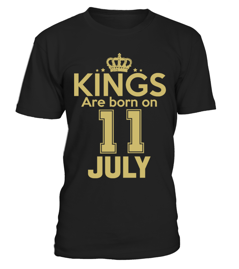 KINGS ARE BORN ON 11 JULY