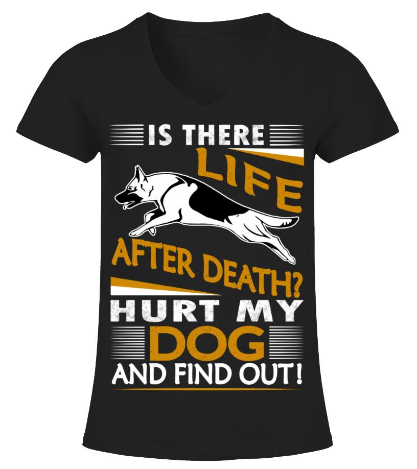 German Shepherd t shirt | Teezily