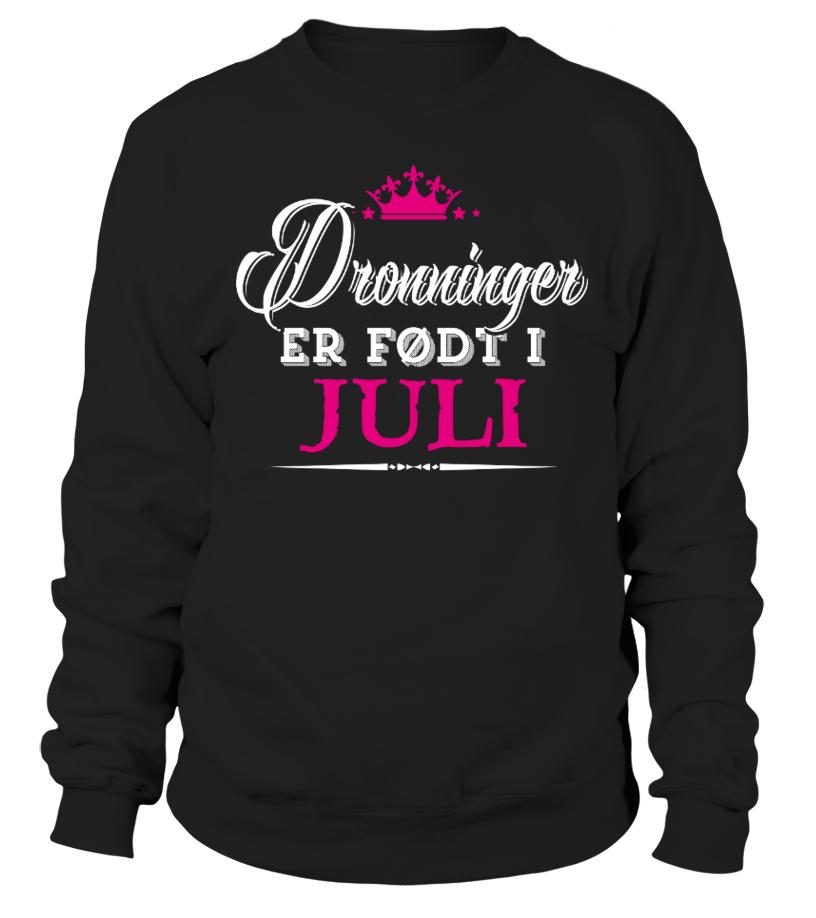 Danish - Dronninger er født i Juli
