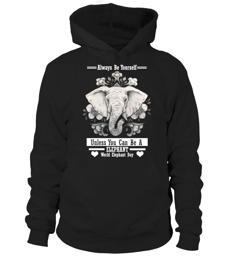 World Elephant Day Shirt!