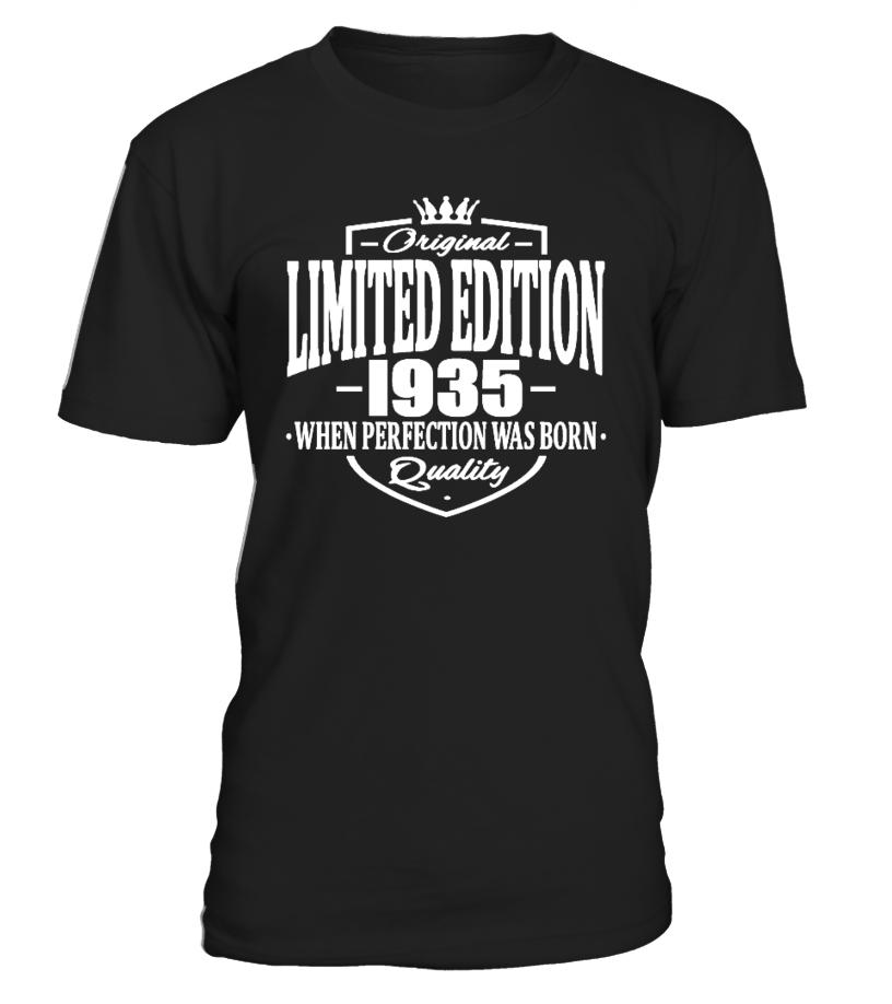 original limited edition 1935