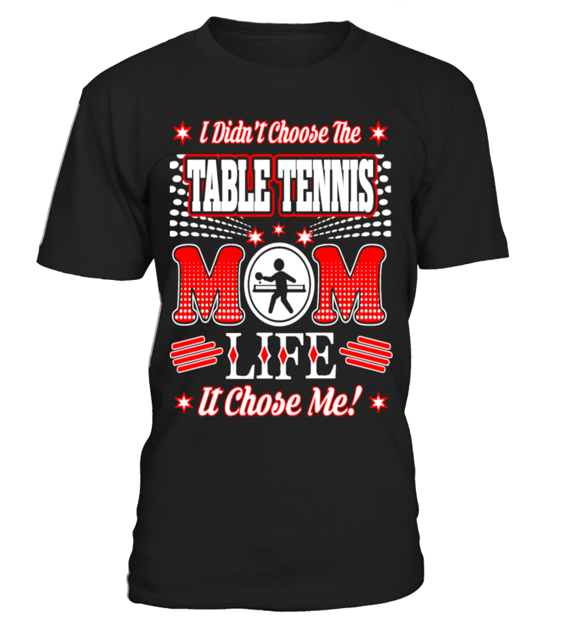 TABLE TENNIS MOM