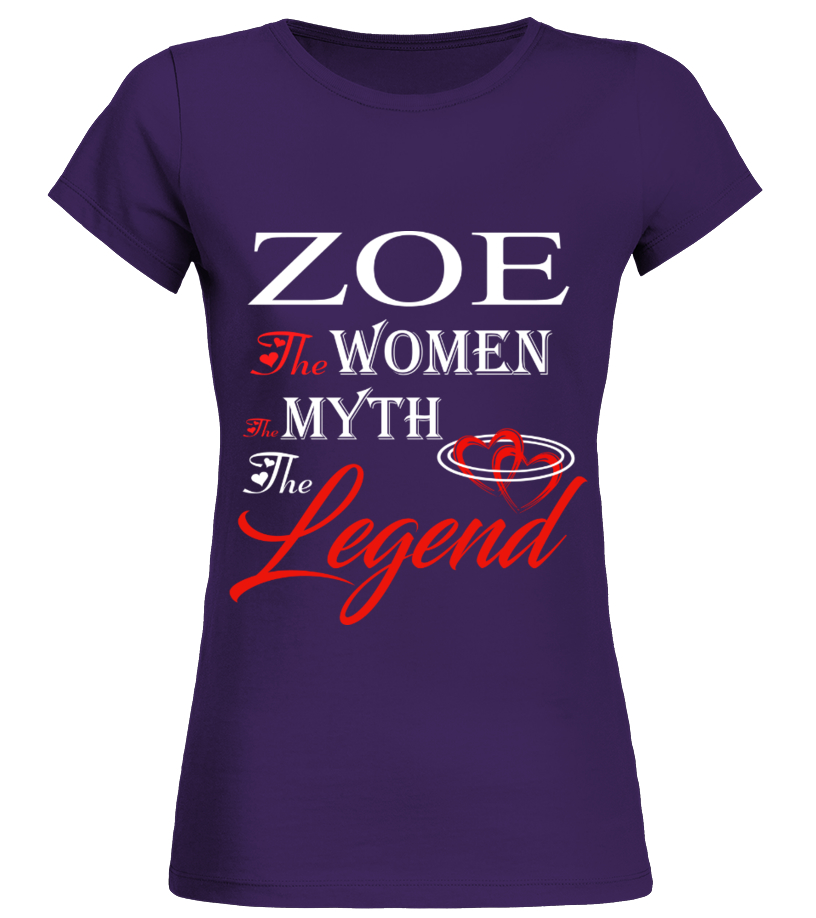 ZOE THE MYTH THE WOMEN THE LEGEND