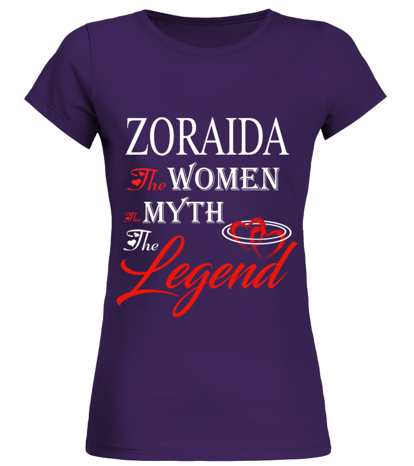 ZORAIDA THE MYTH THE WOMEN THE LEGEND