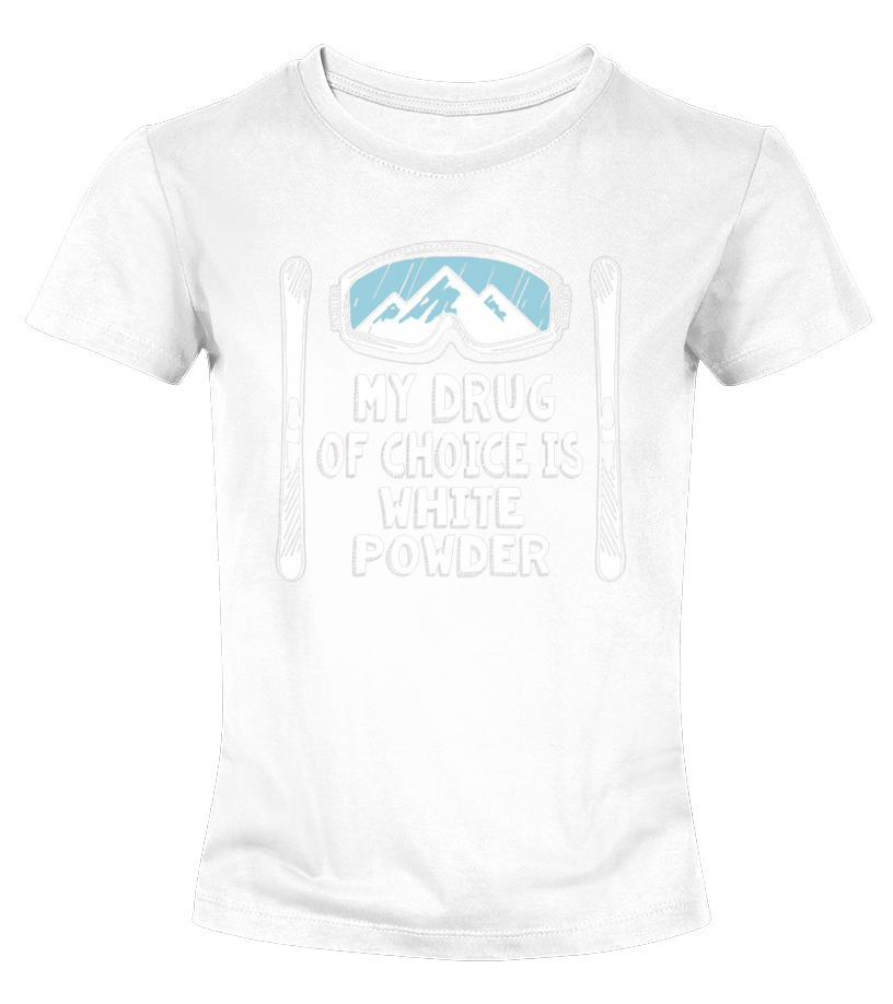 Gifts Skiing - Skiing Funny T Shirt Mountains Skis Jumping Freestyle