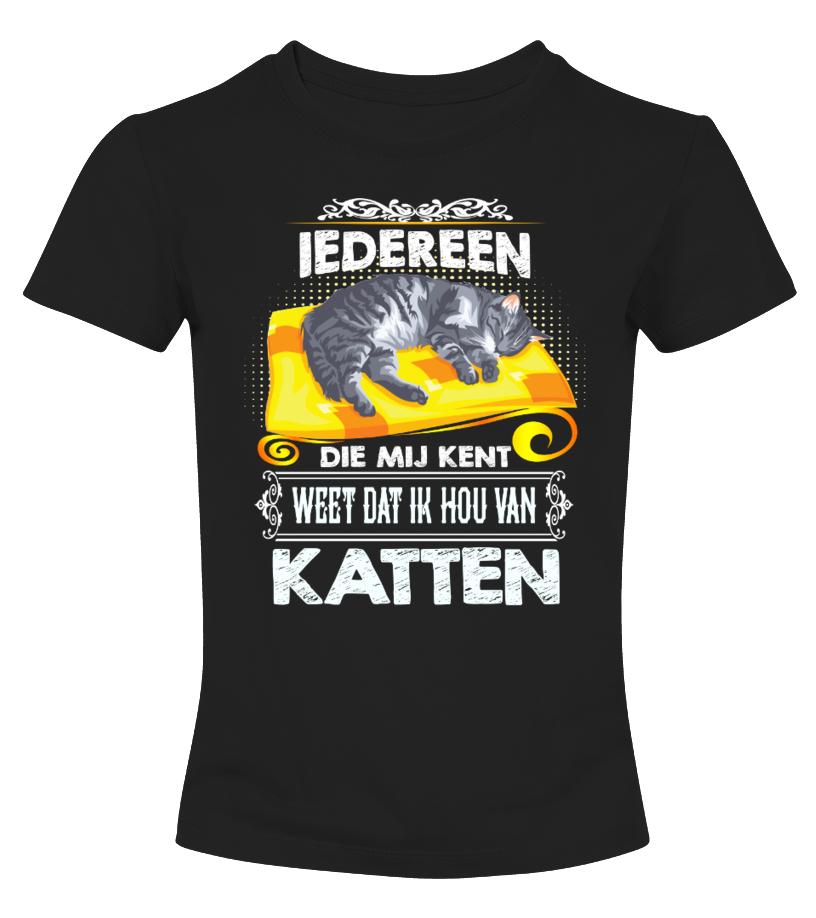 BEPERKTE EDITIE- IK HOU VAN KATTEN