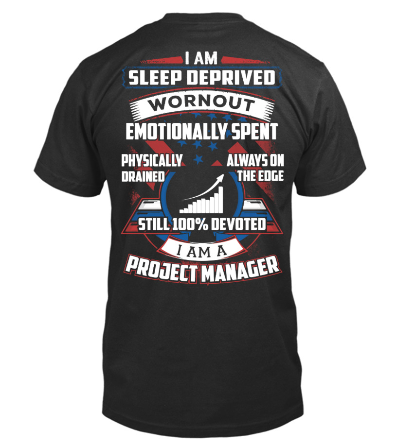Awesome Project Manager Shirt
