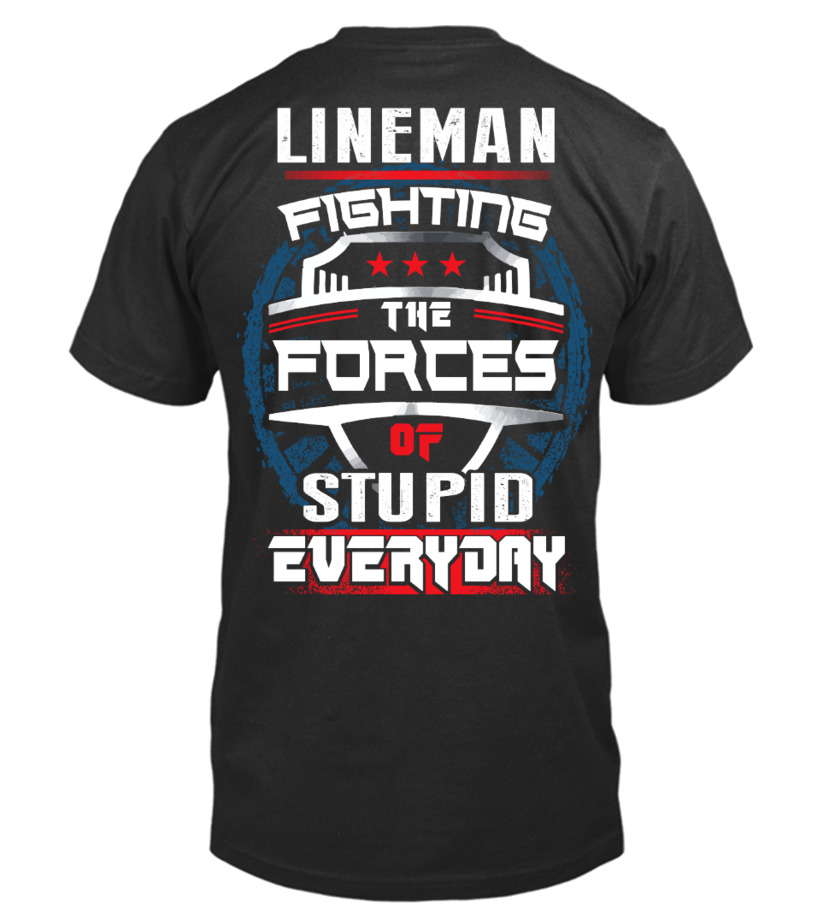 Awesome Lineman Shirt