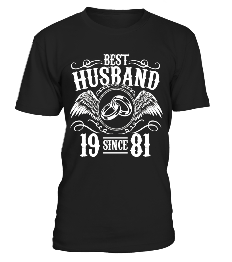 Great T-Shirt For Husband. 36th Wedding Anniversary Gift .