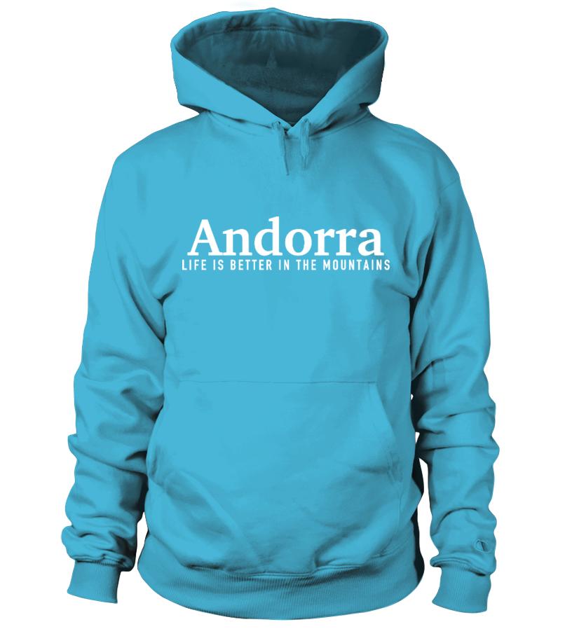 ANDORRA · Life is better