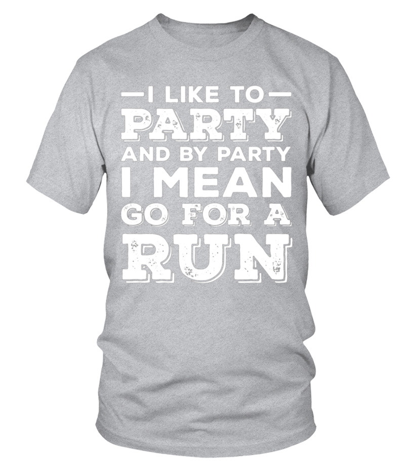 Running T Shirt for Joggers, track & cross-country Runners