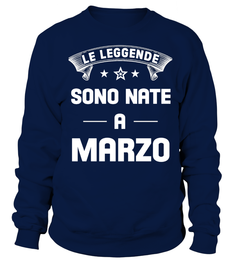 LE LEGGENDE SONO NATE A MARZO