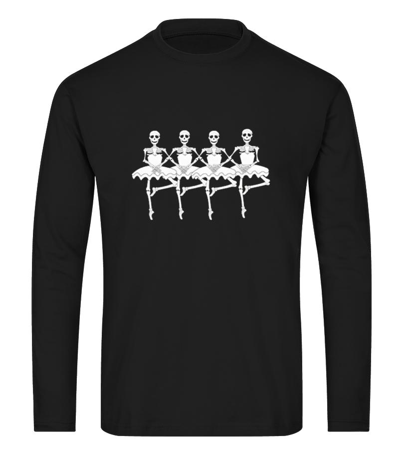 keleton Swan Lake Ballet Shirt