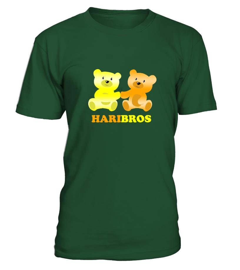 Haribros - Das Broshirt für echte Bros