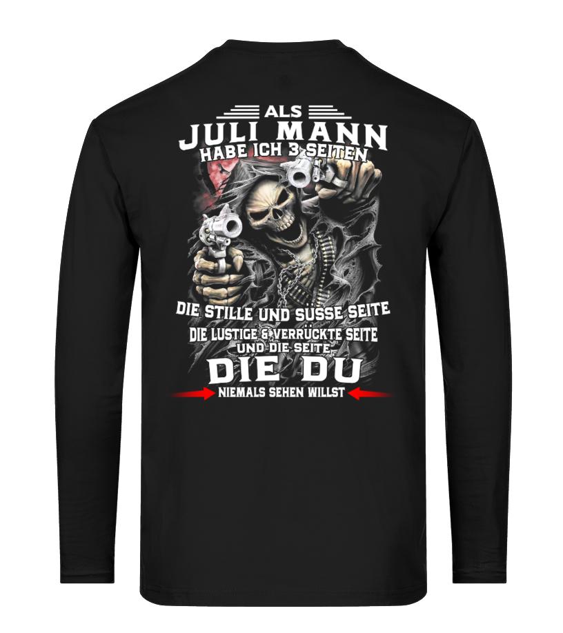 ALS JULI MANN - HABE ICH 3 SEITEN