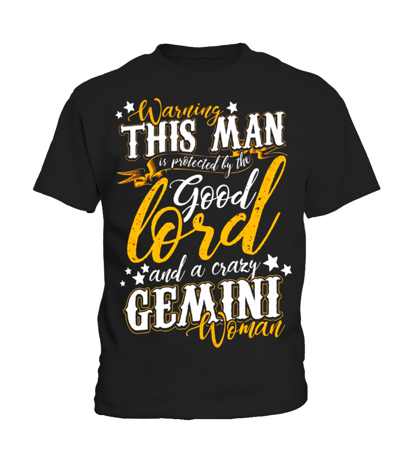 Best June T-Shirt - Warning This Man Is Protected By The Gemini June Guy T-Shirt Kid T-Shirt