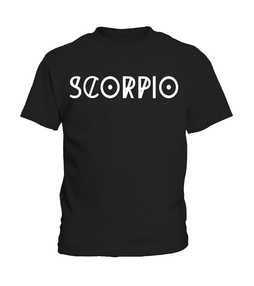 Best November Tshirt - Scorpio T-shirt Cool Horoscope Scorpio Astrology Kid T-Shirt