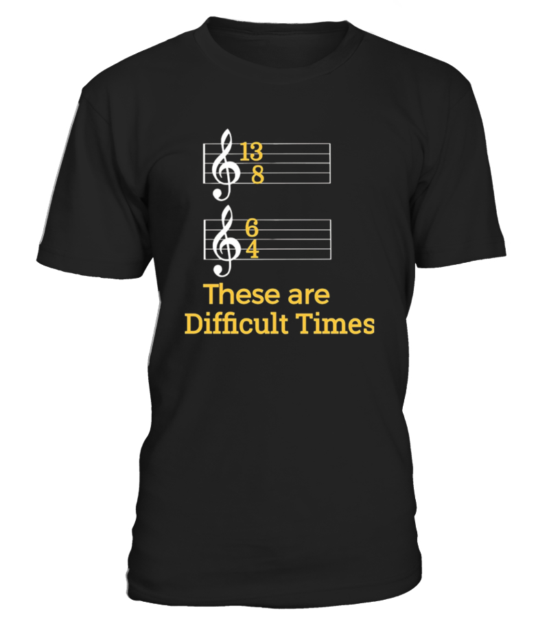 Funny Pun Parody Tee for Musicians