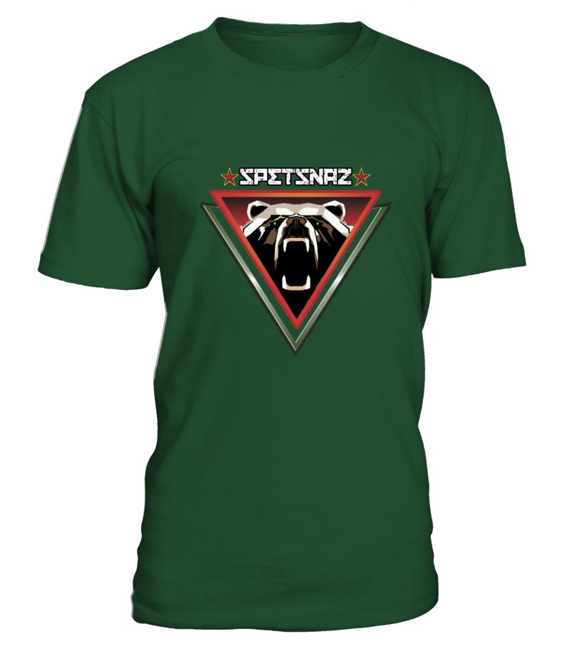 T-Shirt Spetsnaz Forze Speciali Russia