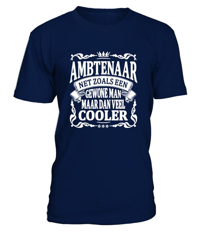 ambtenaar maar veel cooler T-shirt