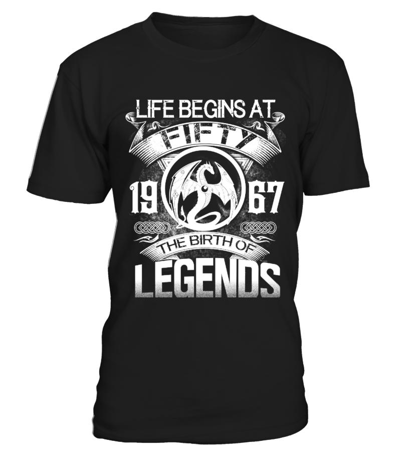 LIFE BEGINS AT - 1967