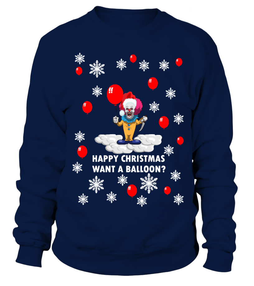 cb634da6f Best CLOWN XMAS SCARY JUMPER Shirts, Hoodies Sweatshirt Unisex. $30.85  $25.85. Bad Puns Thats How Eye Roll Clever Quotes Funny T-shirt ...