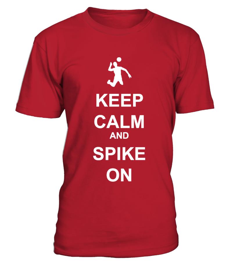 Keep Calm & Spike On