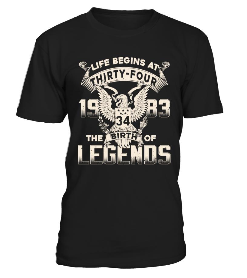 1983 - Legends