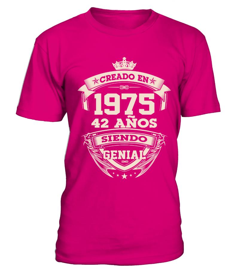 creado en 1975- 42 años siendo genial