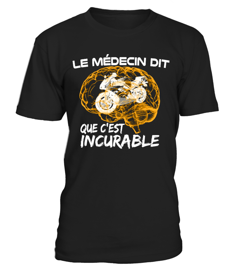 Motocyclisme est incurable