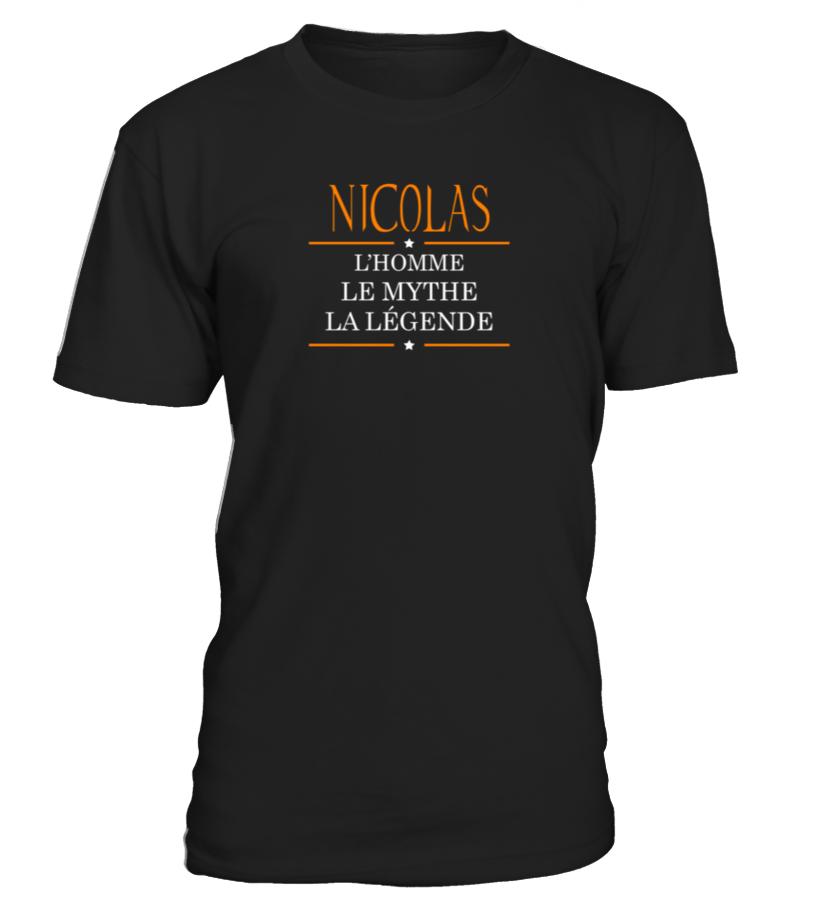 NICOLAS LHOMME LE MYTHE LA LEGENDE