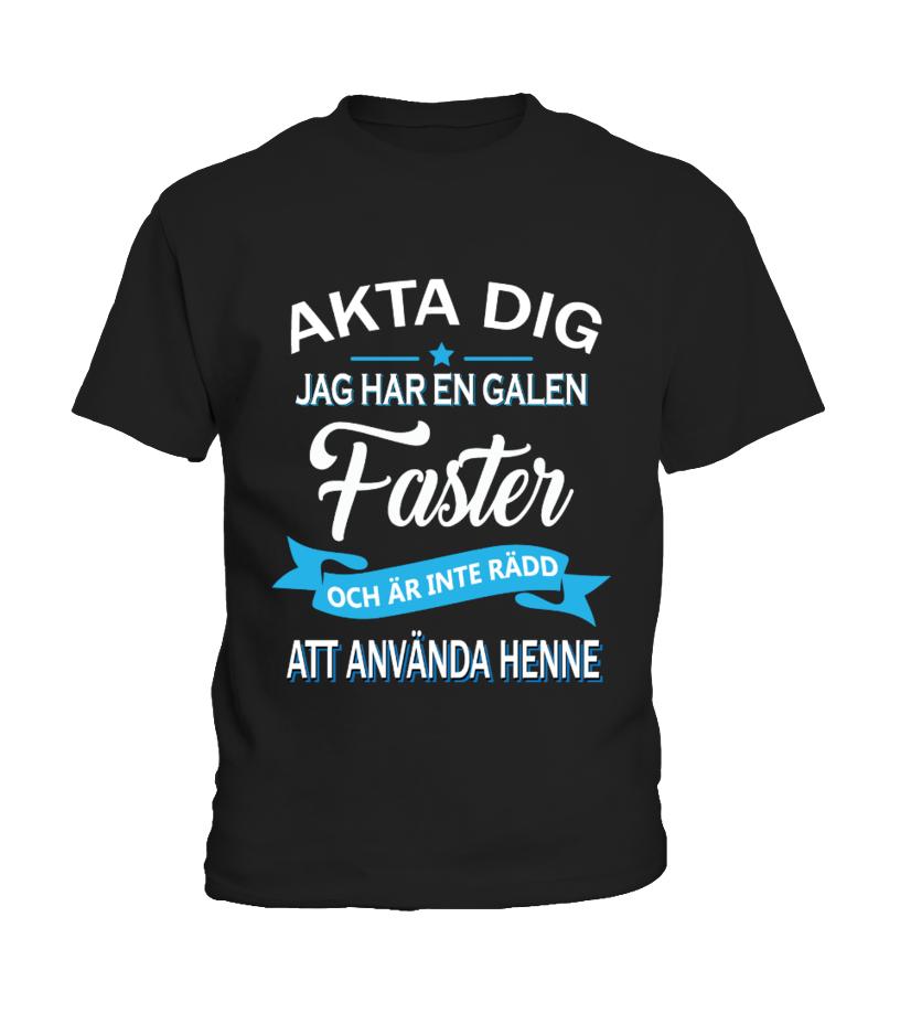 GAL FASTER - FLERE DESIGN - BLA NEDOVER