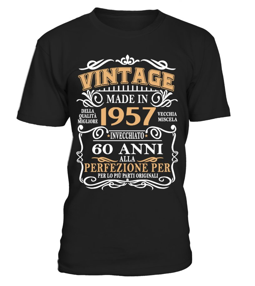 Vintage perfezione per -1957-shirt