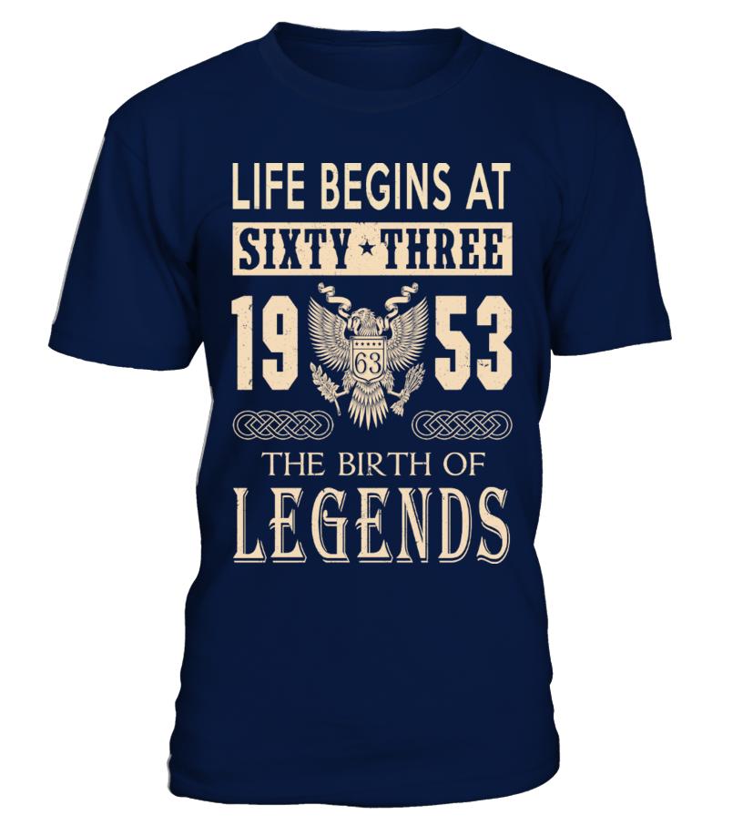1953 - Legend T-shirts