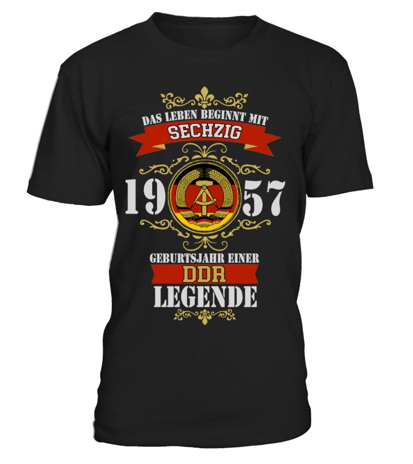 LEGENDE DDR - 1957