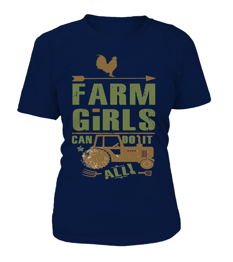 Farm Girl I can do it
