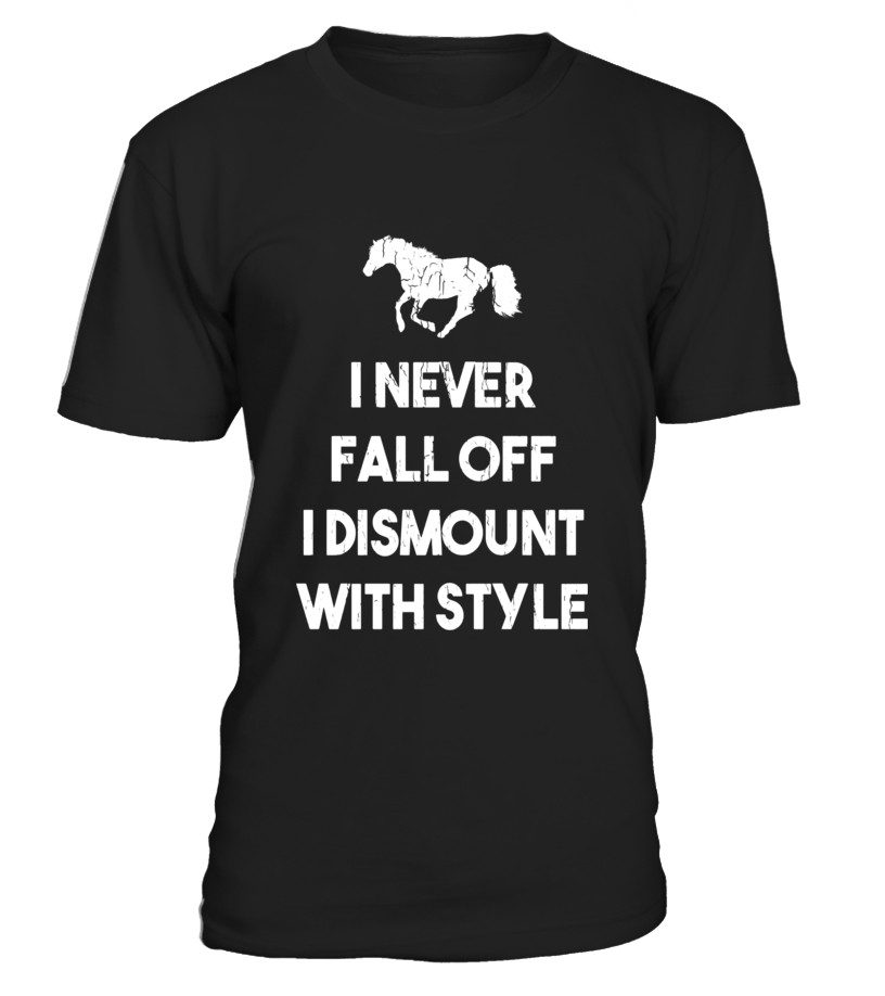 Horse Lover T Shirt - Funny Equestrian Shirt - Horse Gifts