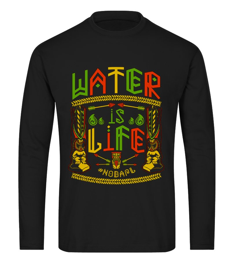 Water Is Life Shirt - Standing Rock