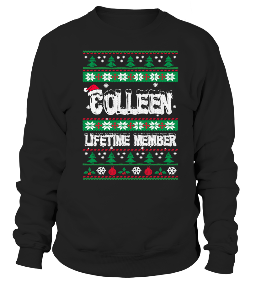 COLLEEN  Ugly Christmas Sweaters