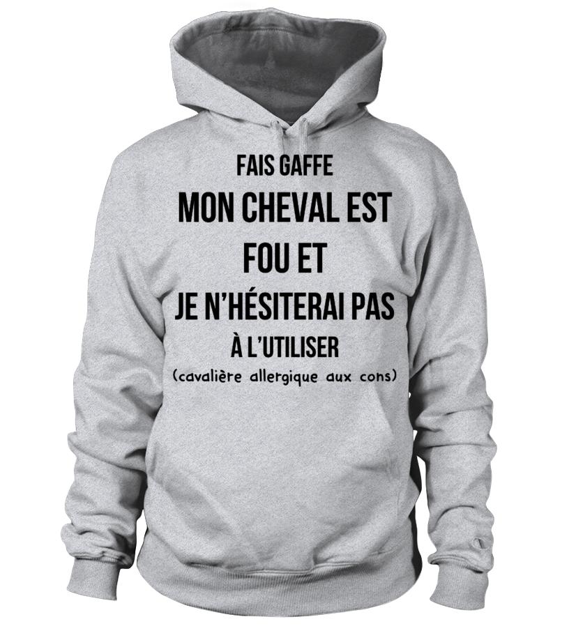 Edition Limitée: Cheval Fou
