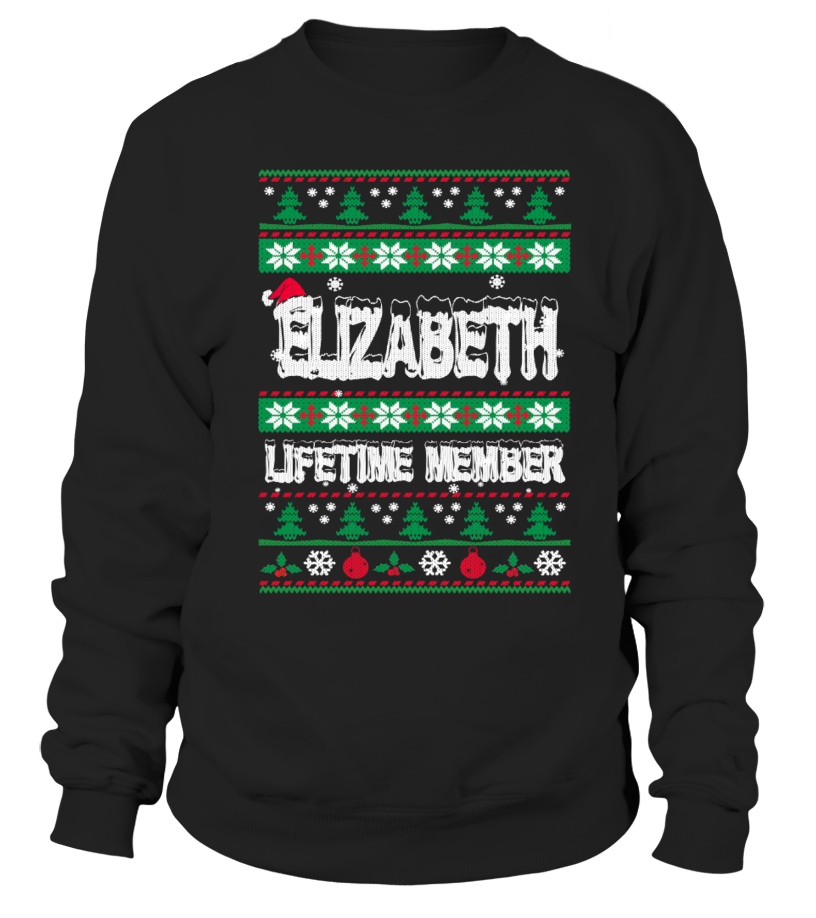 ELIZABETH Ugly Christmas Sweaters