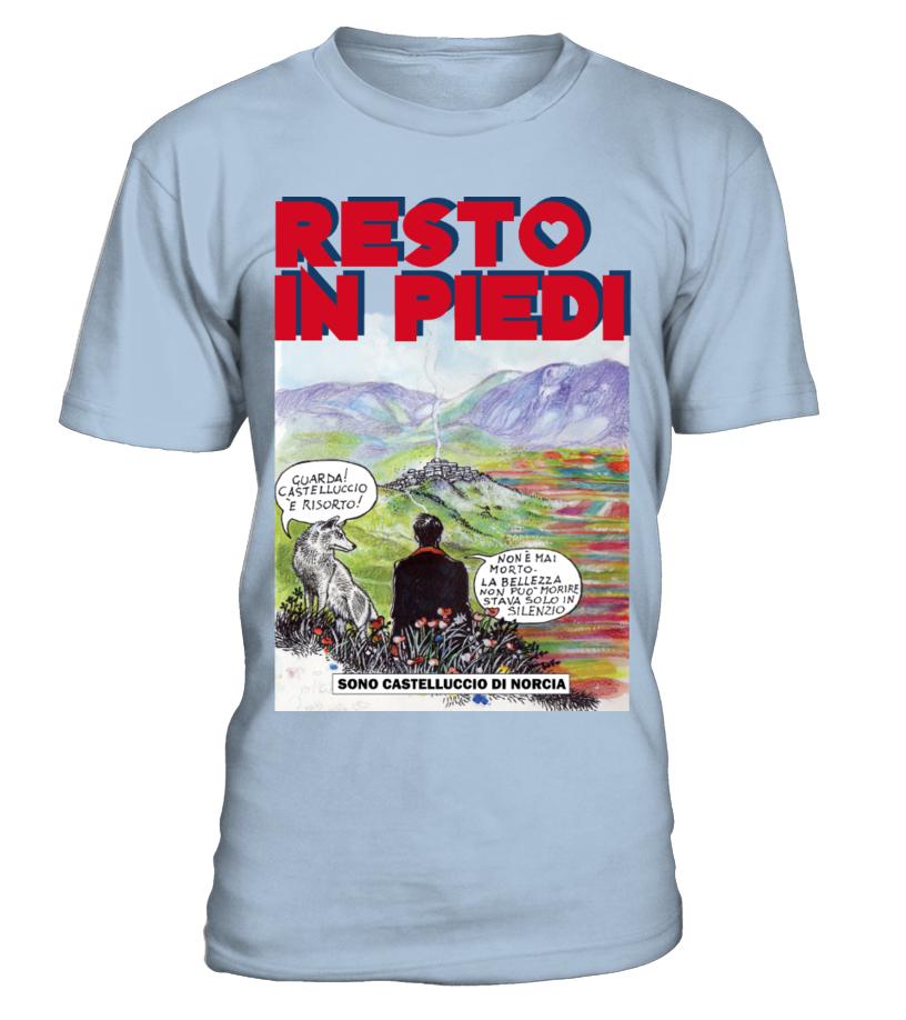 tshirt sono Castelluccio DYD