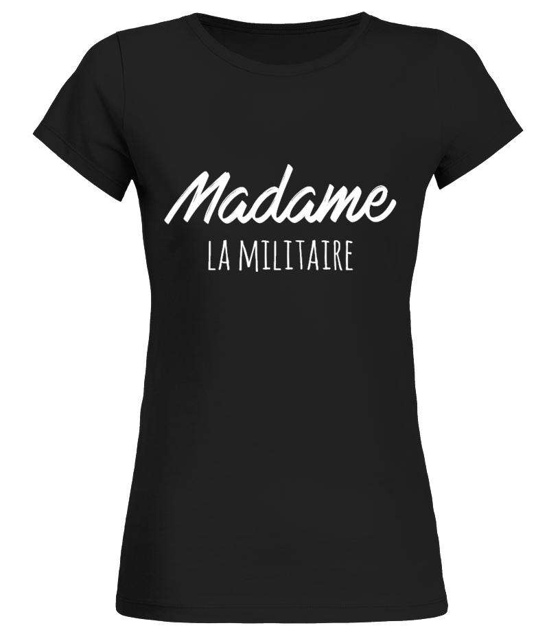 Madame la militaire