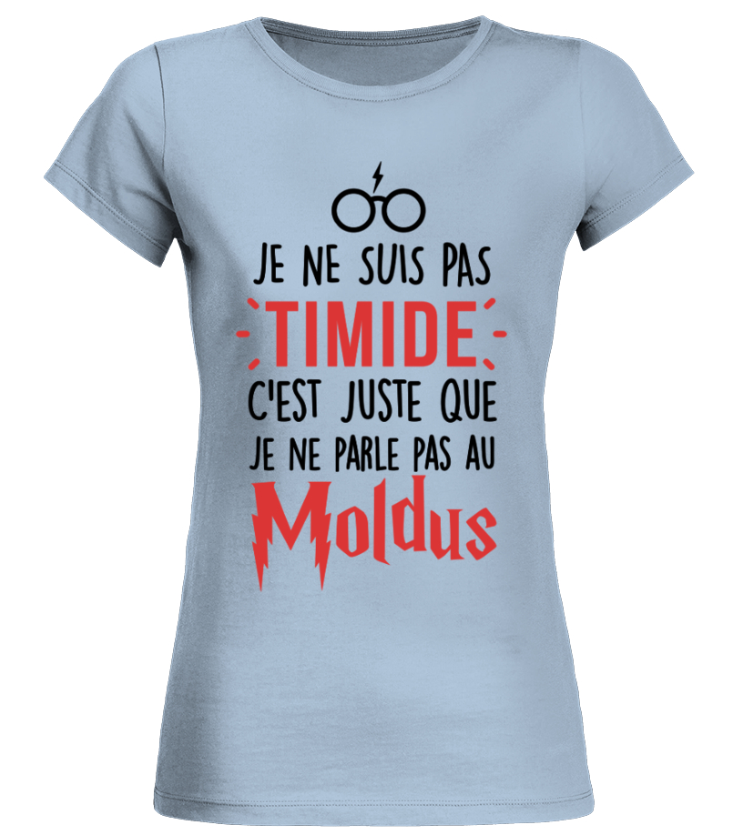 Je ne suis pas timide ! [ Harry Potter ]