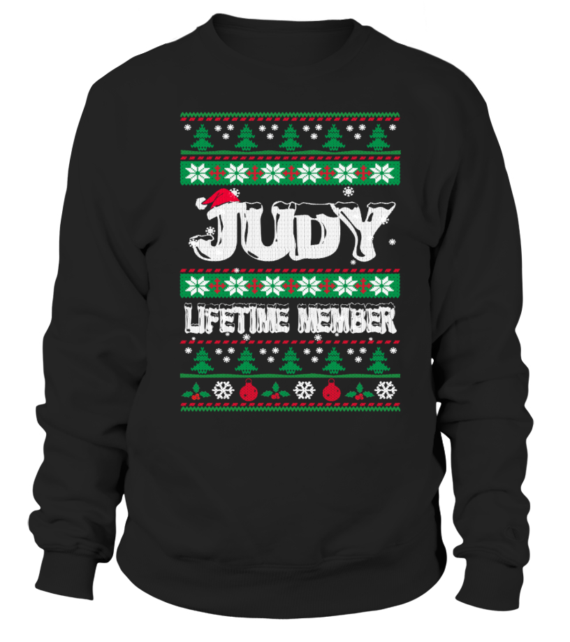 JUDY Ugly Christmas Sweaters