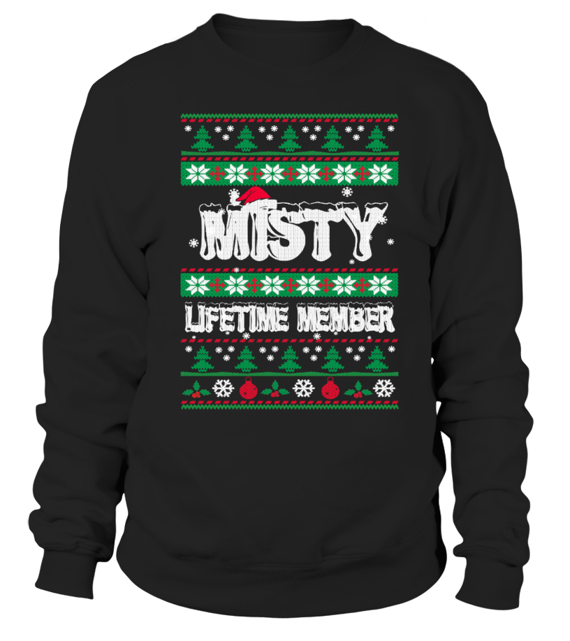 MISTY Ugly Christmas Sweaters