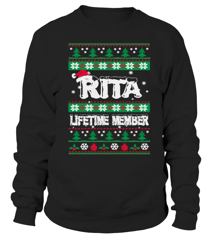 RITA Ugly Christmas Sweaters