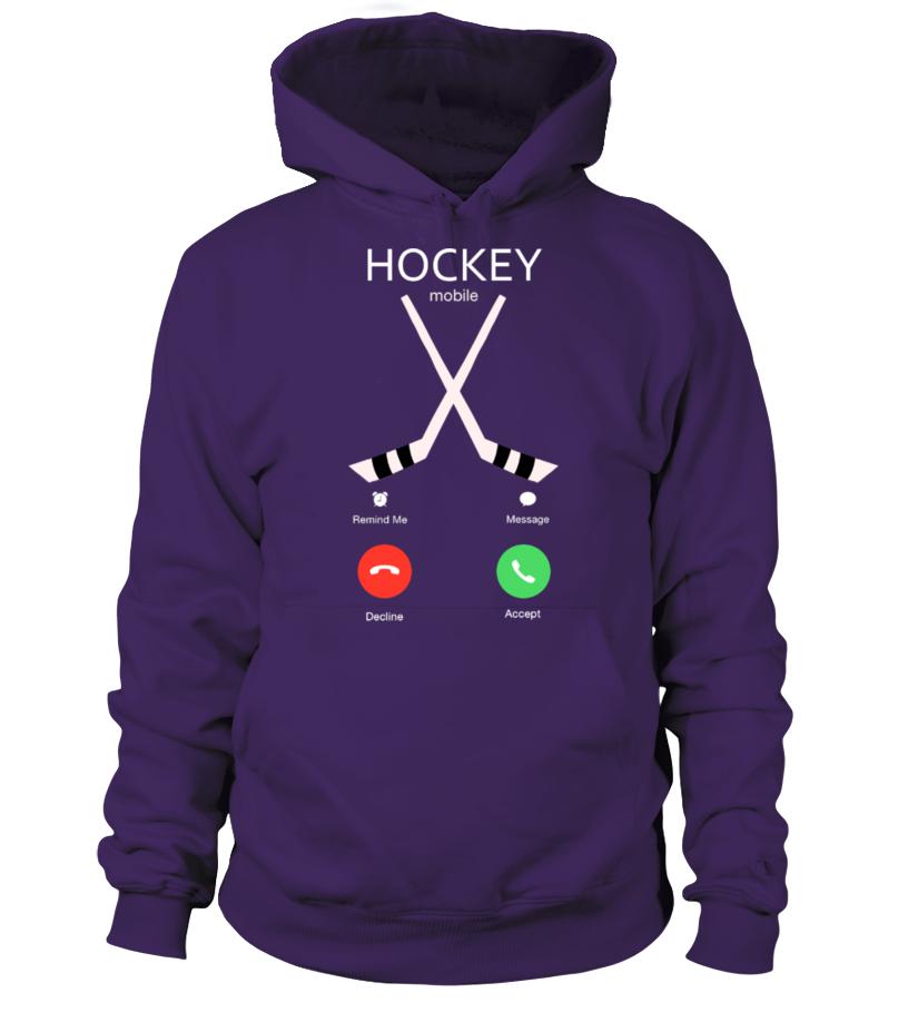 Hockey is calling