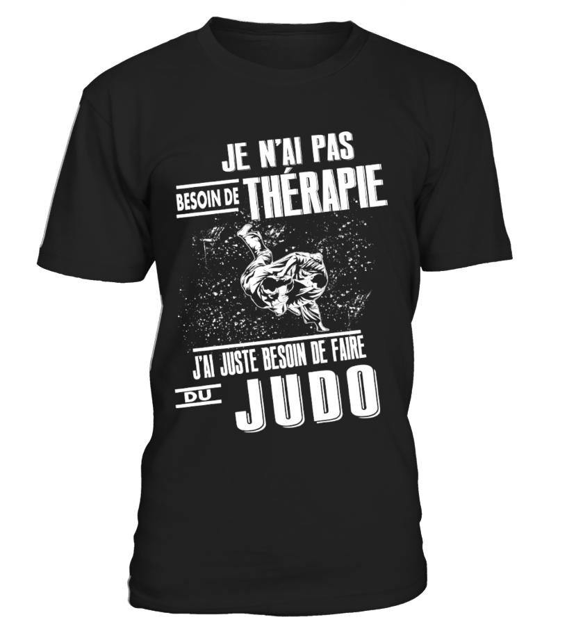 JUDO, LE JUDO, JUDOKAS T-SHIRT
